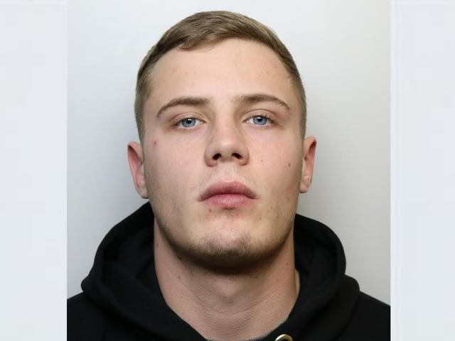 Tyler Horne from Ripponden has been jailed