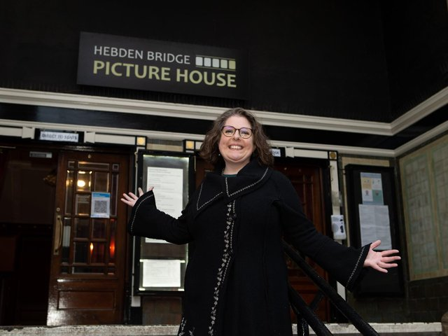 Rebekah Fozard, Picture House Manager.