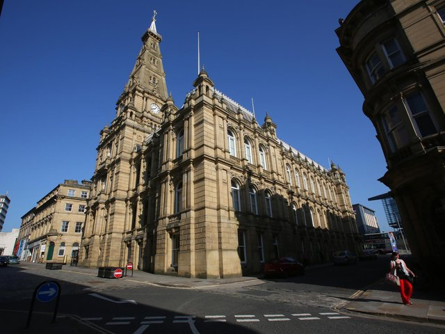 Halifax Town Hall: The battle is on for control of Calderdale Council
