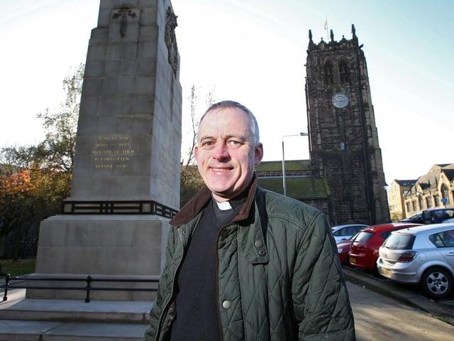 The Reverend Canon Hilary Barber
