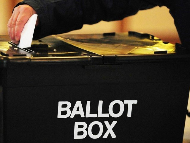 Calderdale goes to the polls tomorrow (Thursday, May 6)