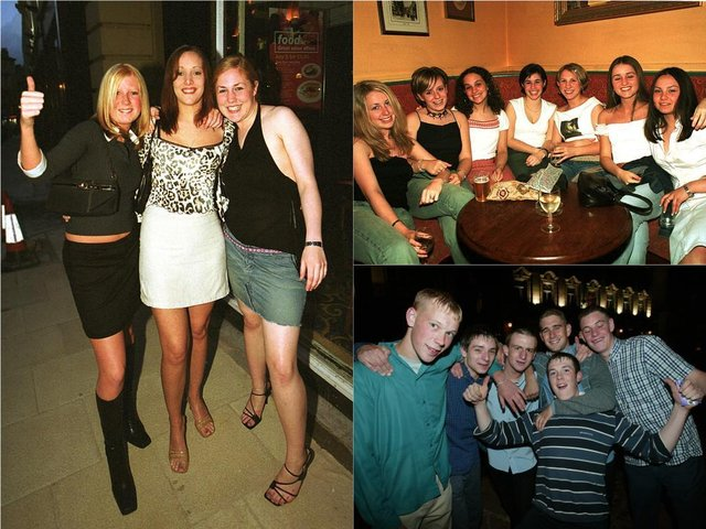 37 photos that will take you right back to a night out in Halifax in 2002