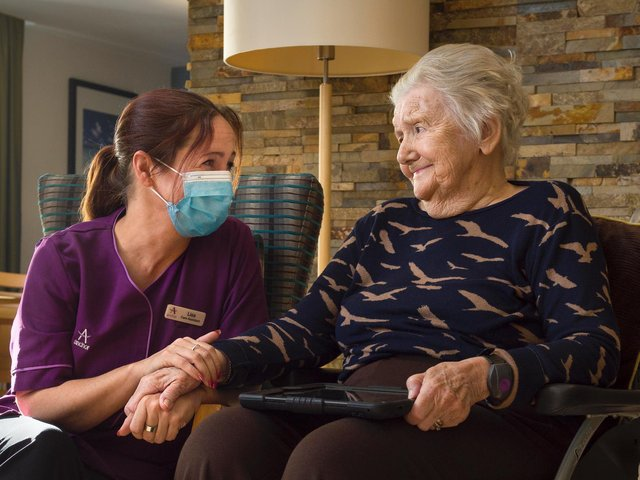 Anchor Hanover, England's largest not-for-profit provider of housing and care for people in later life