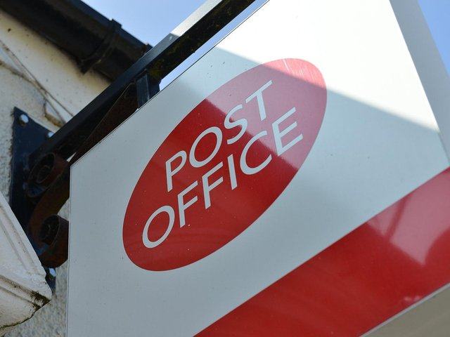 Calderdale Post Office to temporarily close for modernisation works