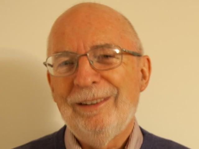 Councillor Rob Freeth .