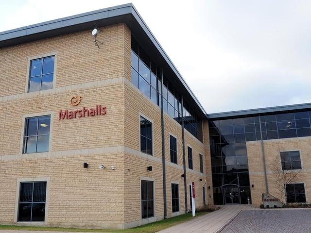 Elland-based Marshalls
