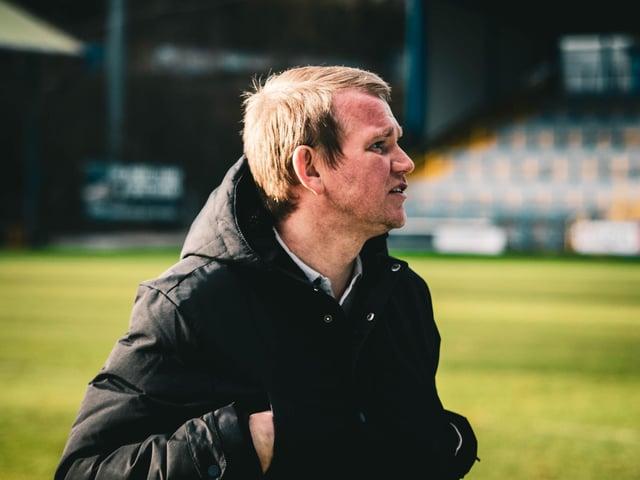 Pete Wild. Photo: TS Media