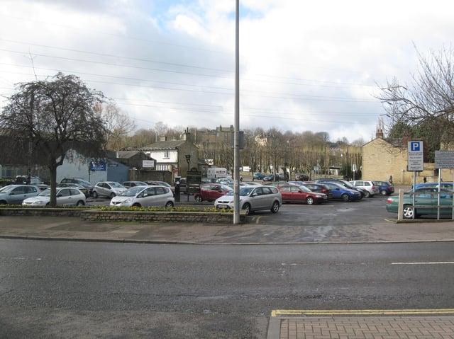 Daisy Street Car Park