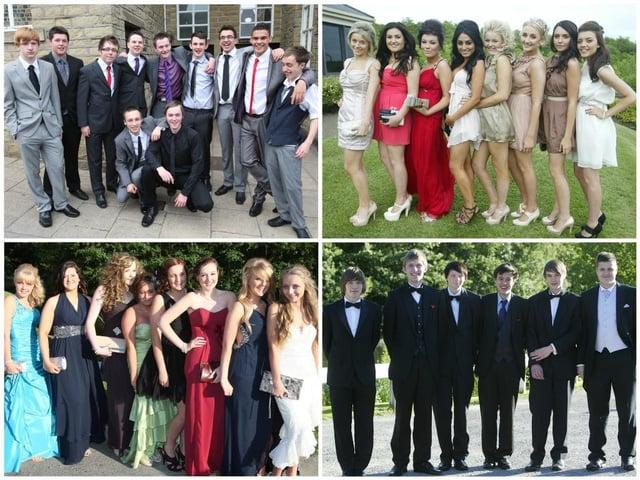 25 photos of high school proms in Calderdale in 2011