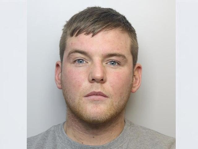Regan Townley from Elland has been jailed