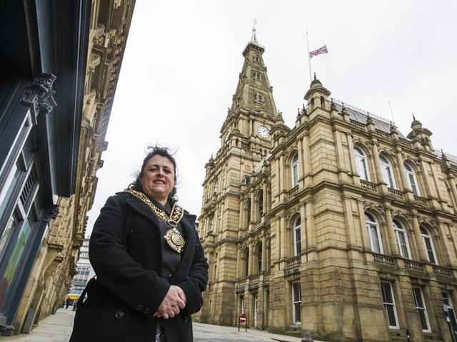 Councillor Dot Foster
