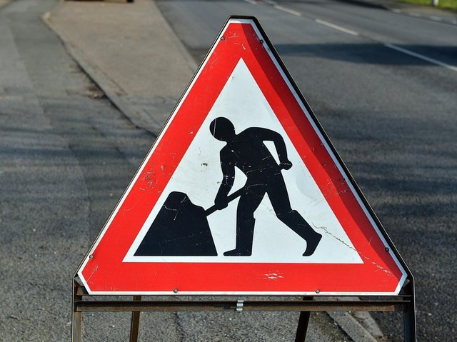 The 32 Calderdale streets affected by roadworks and road closures this May bank holiday weekend