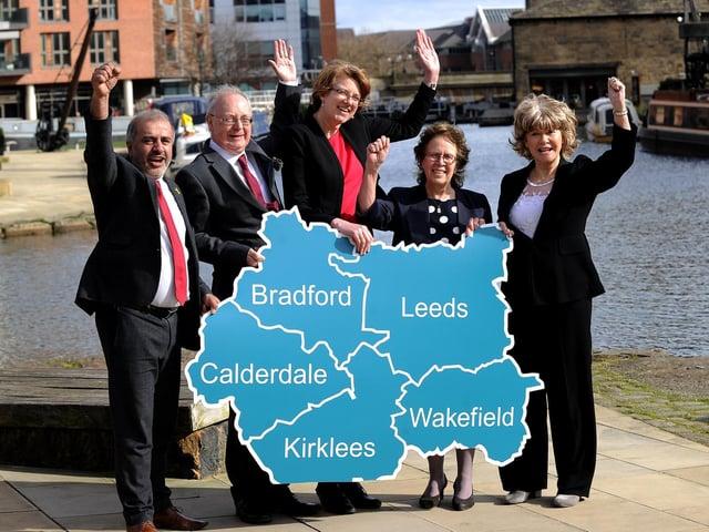 West Yorkshire devolution