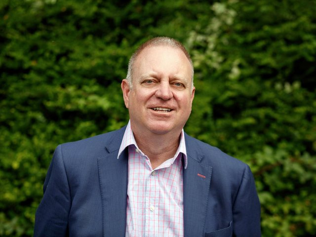 Mid Yorkshire Chamber of Commerce Managing Director, Martin Hathaway
