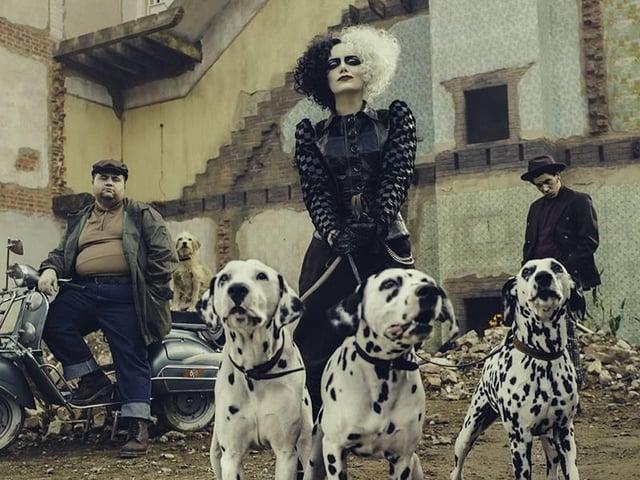 Cruella de Vil returns to the big screen at Vue Halifax