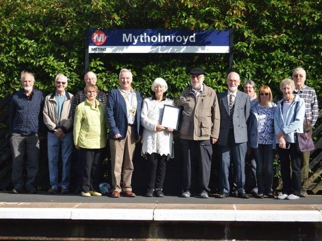 Mytholmroyd Station Partnership