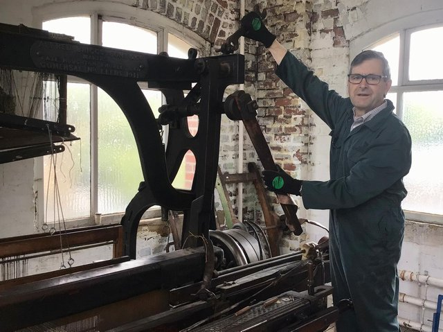 Calderdale Industrial Museum honoured with the Queen's Award for Voluntary Service