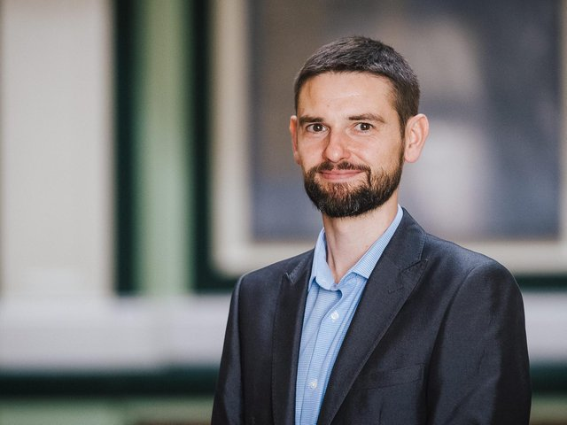 Calderdale Council's Cabinet member for Children and Young People, Coun Adam Wilkinson