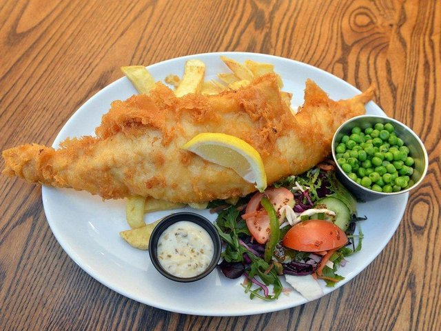 Best places for fish and chips in Calderdale according to TripAdvisor