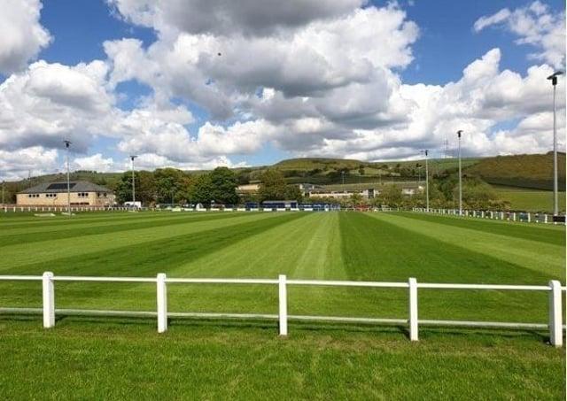 Siddal RLFC new pitch