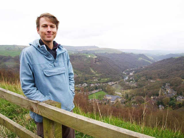 Hebden Bridge community interest company, Ask The Question, has announced that Ben Faulks, the R.T.S winner & Bafta Award nominated actor best known for playing 'Mr Bloom' on Cbeebies, is set to join their team as an ambassador.