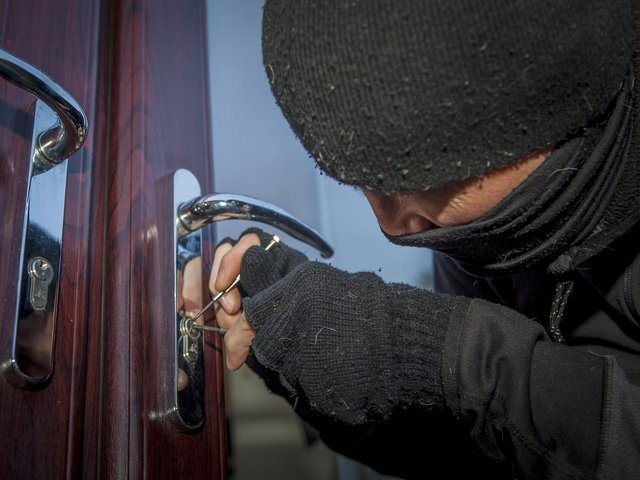 Officers are appealing for witnesses to the burglary