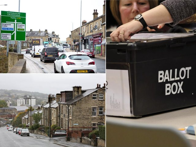 The Boundary Commission for England has made it proposals in Calderdale