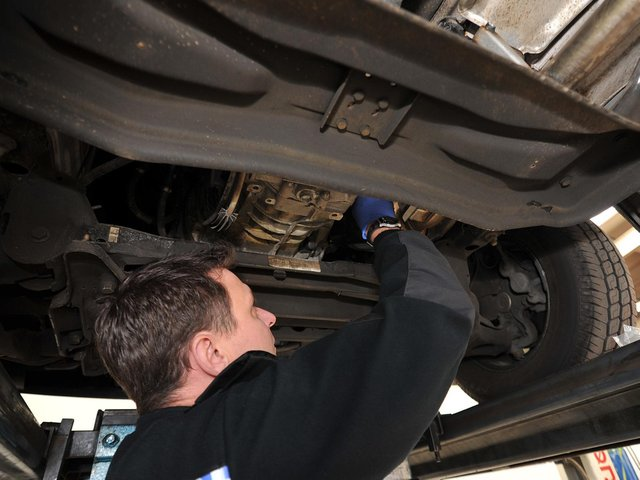 Catalytic converter thieves have been seen in Calderdale