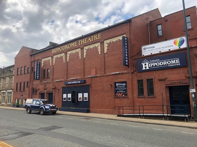The Hippodrome Theater, Todmorden.