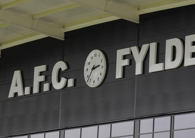 Ongoing progress on the new AFC Fylde stadium at Mill Farm
