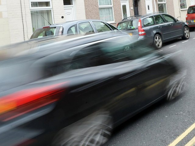 Residents have raised concerns over speeding drivers
