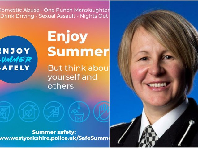 Assistant Chief Constable Catherine Hankinson