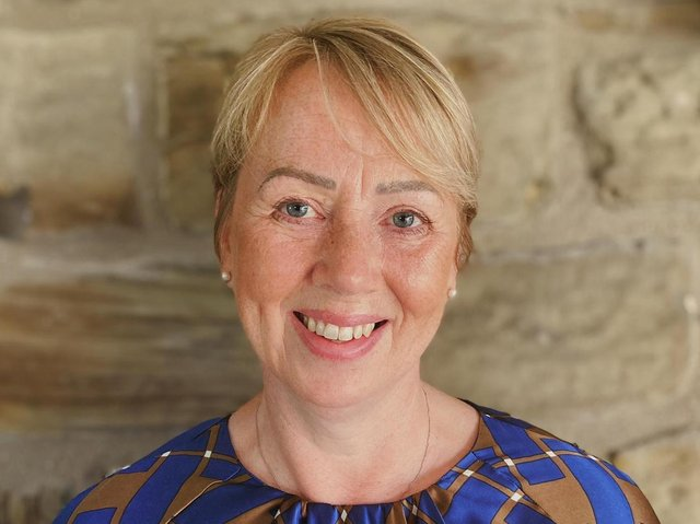 Independent chair of Calderdale Safeguarding Adults Board, Marianne Huison