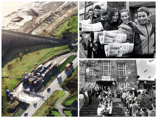16 retro pictures of people and places in Calderdale from the 1990s