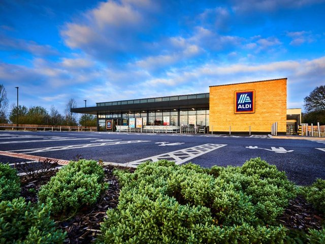 Aldi is targeting a number of areas in Calderdale to open a new store