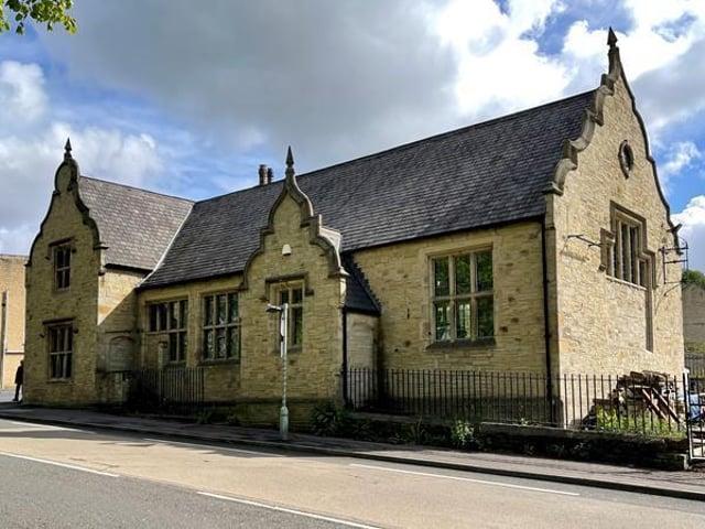 The Chapel, Wyke Old Lane, Bailiff Bridge. Picture: Walker Singleton