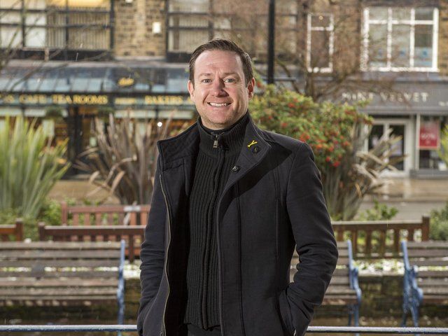 Welcome to Yorkshire CEO James Mason