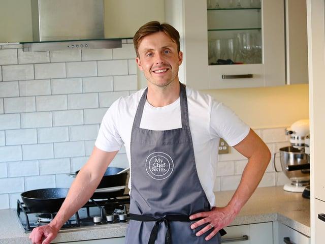Yorkshire-based entrepreneur Jonny Ross