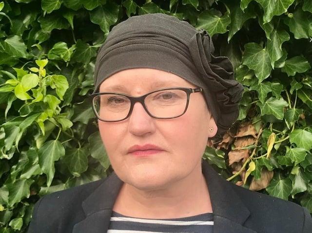 Director of Public Health, Deborah Harkins