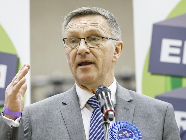 Calder Valley MP Craig Whittaker