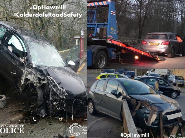 Operation Hawmill will continue in Calderdale