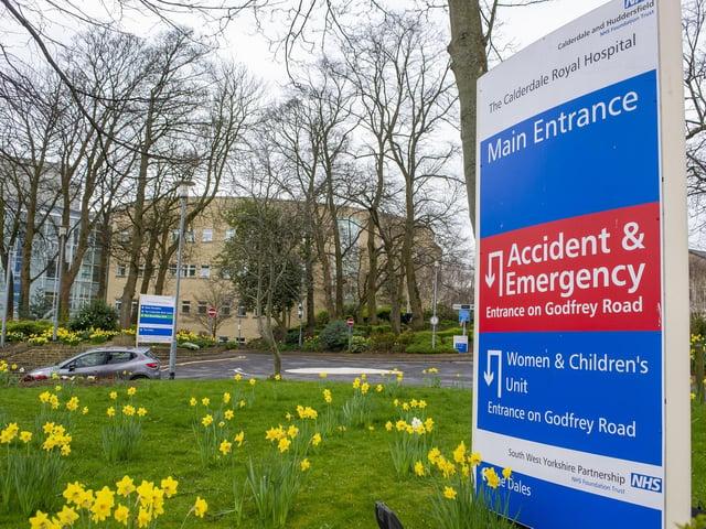 Calderdale Royal Hospital