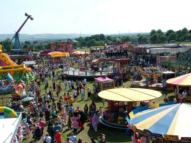 The three-day event will feature a host of attractions.