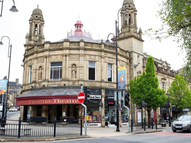 Victoria Theatre in Halifax