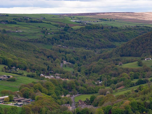 Calderdale named one of the UKs greenest property hotspots