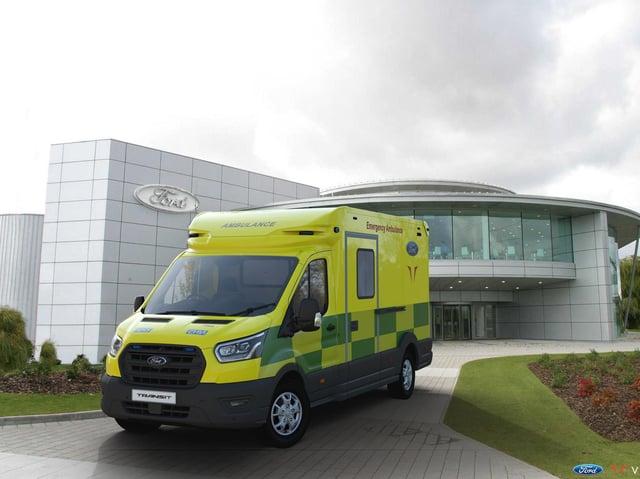 Ford Venari Ambulance