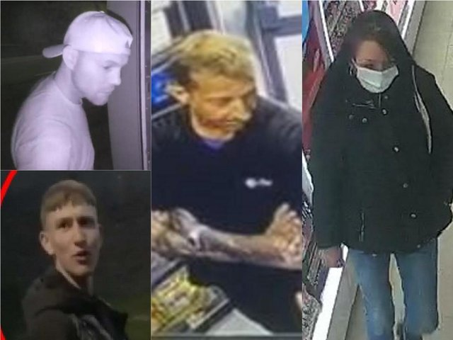 Wanted: 13 people police in Halifax urgently want to speak to