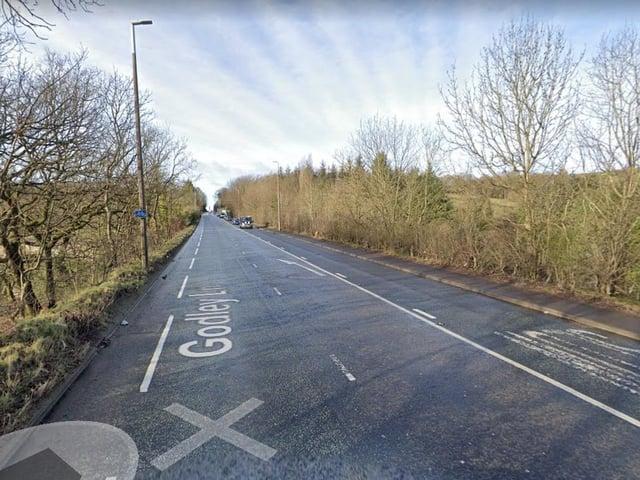 Godley Lane Halifax  Image: Google