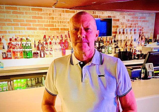 ATIK's general manager, Philip Hallam