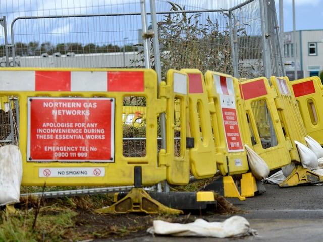 Roadworks will begin in Hanson Lane today